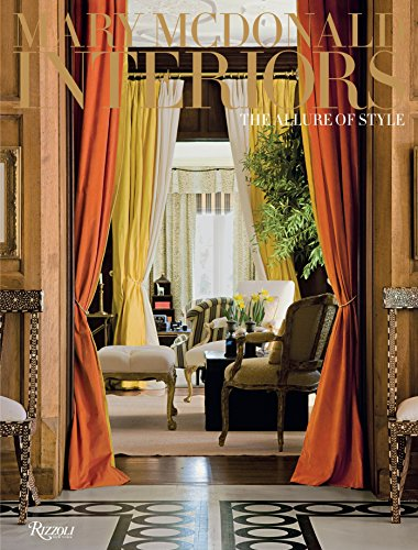 9780847833931: Mary McDonald: Interiors; The Allure of Style