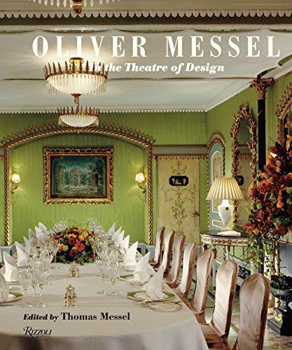 9780847833962: Oliver Messel: In the Theatre of Design