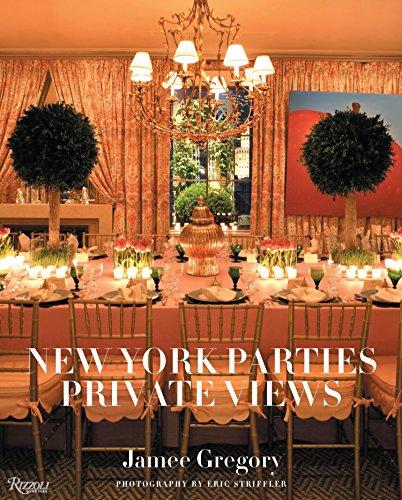 9780847834037: New York Parties: Private Views