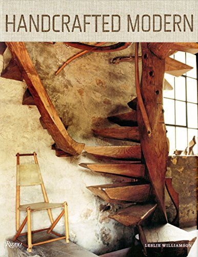 9780847834181: Handcrafted Modern: At Home with Mid-century Designers