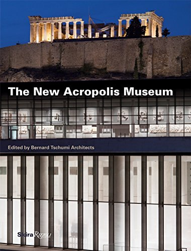 The New Acropolis Museum.