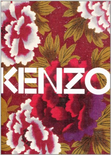 Kenzo 9780847834716 An extraordinary collectible, Kenzo creatively presents forty years of the Paris-based fashion house, founded by Japanese designer Kenzo