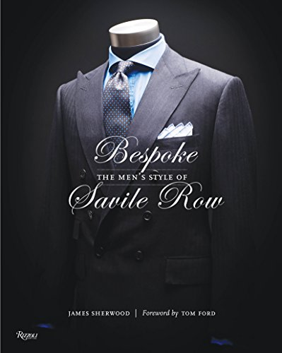 9780847834983: Bespoke: The Men's Style of Savile Row