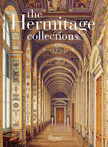 9780847835034: The Hermitage Collections: Volume I: Treasures of World Art; Volume II: From the Age of Enlightenment to the Present Day