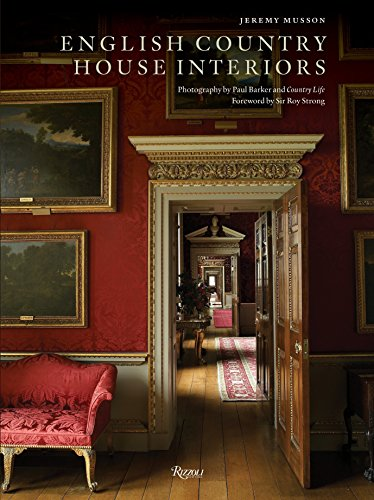 9780847835690: English Country House Interiors