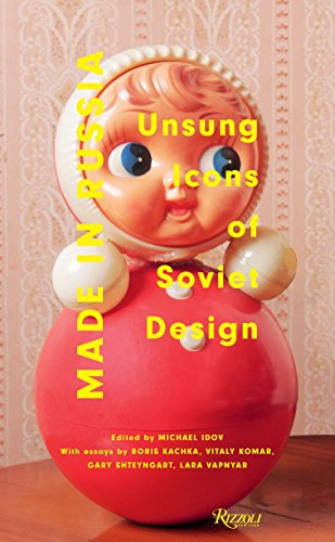 9780847836055: Made in Russia: Unsung Icons of Soviet Design