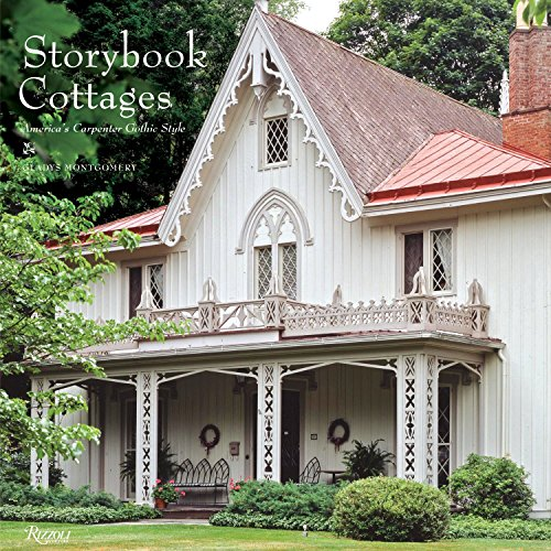 9780847836192: Storybook Cottages: America's Carpenter Gothic Style