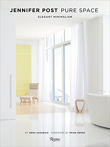9780847837496: Jennifer Post: Pure Space: Elegant Minimalism