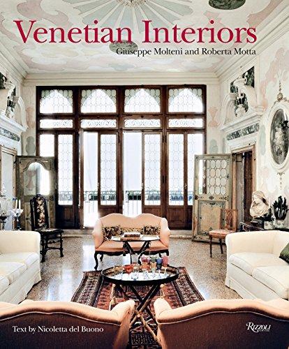 9780847837540: Venetian Interiors