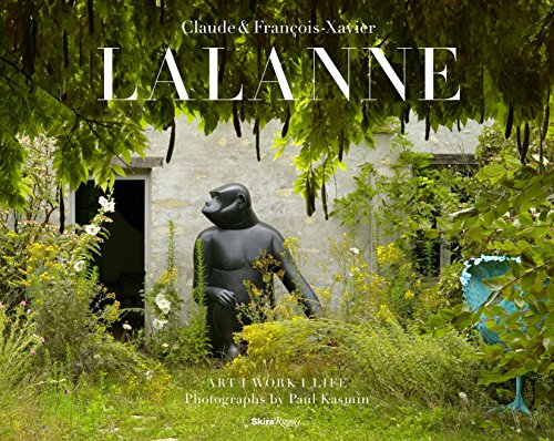 9780847837618: Claude and Francois-Xavier Lalanne: Art. Work. Life.