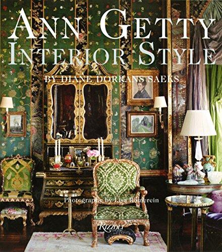 9780847837915: Ann Getty: Interior Style