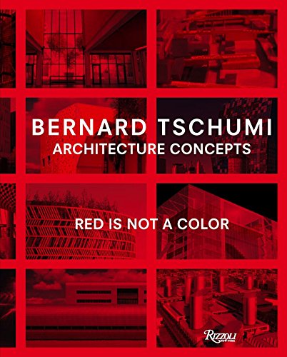 9780847837977: Architecture Concepts: Red Is Not a Color