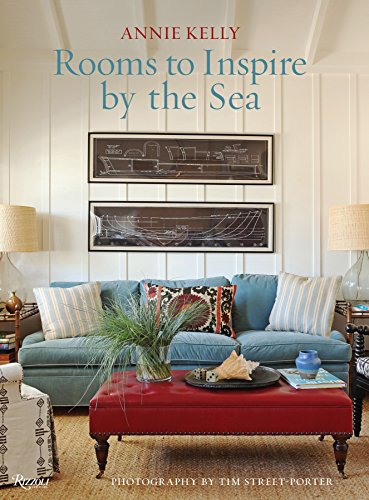 9780847838387: Rooms to Inspire by the Sea