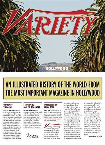 9780847838806: Variety: An Illustrated History of the World from the Most Important Magazine in Hollywood
