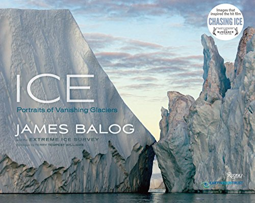 9780847838868: Ice : Portraits of Vanishing Glaciers