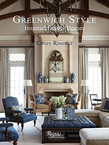 9780847839544: Greenwich Style: Inspired Family Homes