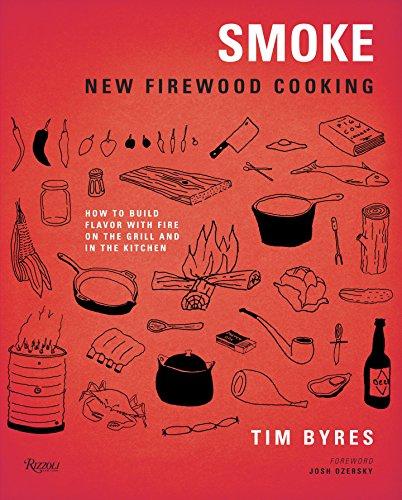 9780847839797: Smoke: New Firewood Cooking
