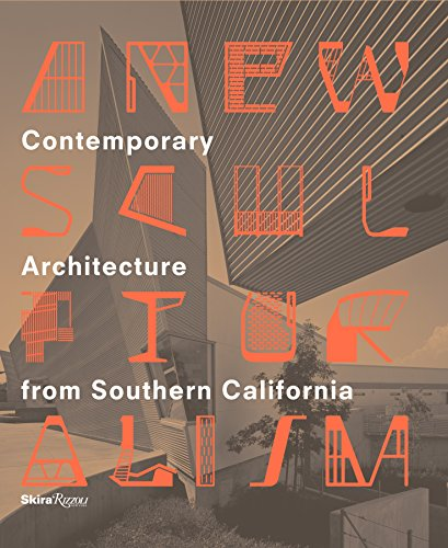 A New Sculpturalism: Contemporary Architecture from Los Angeles (Hardback): Christopher Mount