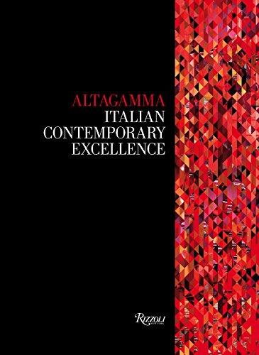 9780847840199: Altagamma: Italian Contemporary Excellence