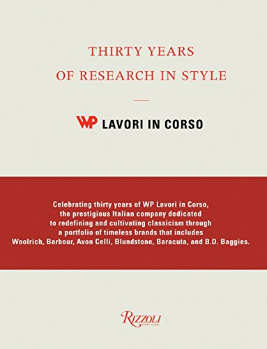 9780847840540: Thirty Years of Research in Style: WP Lavori in Corso