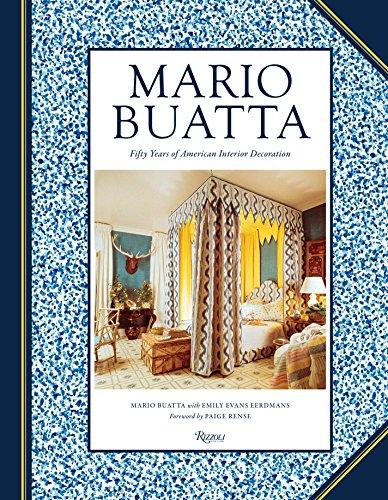 9780847840724: Mario Buatta: Fifty Years of American Interior Decoration