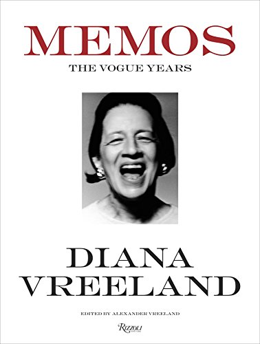 9780847840748: Diana Vreeland : Memos : The Vogue Years
