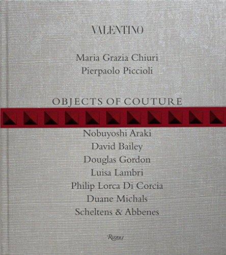 Valentino: Objects of Couture (Hardcover): Maria Grazia Chiuri