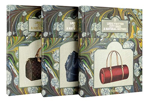 Louis Vuitton City Bags: A Natural History (Hardcover): Marc Jacobs