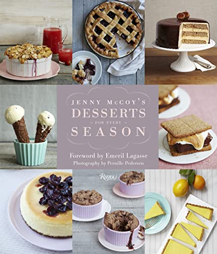 9780847841011: Jenny McCoy's Desserts for Every Season