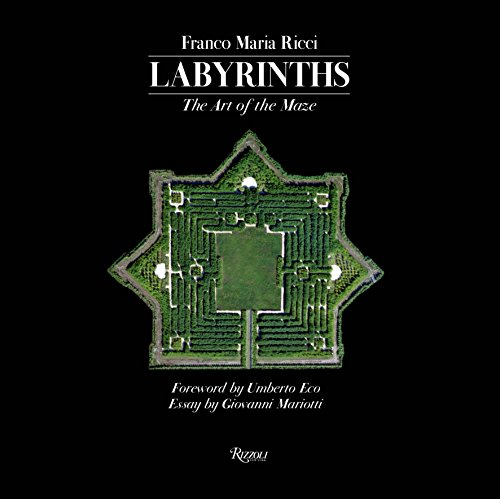9780847841646: Labyrinths: The Art of the Maze