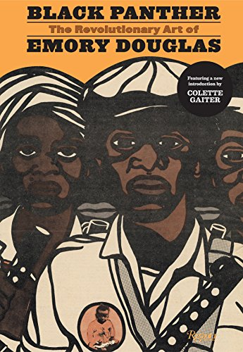 9780847841899: Black Panthers : The Revolution Art of Emory Douglas