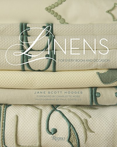 Linens: Jane Scott Hodges
