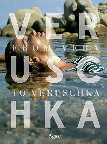 9780847842261: Veruschka: From Vera to Veruschka: The Unseen Photographs by Johnny Moncada