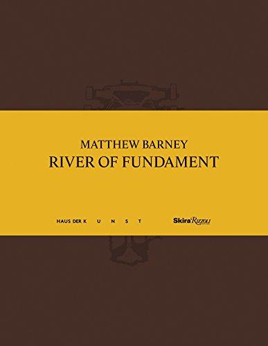 9780847842582: Matthew Barney: River of Fundament