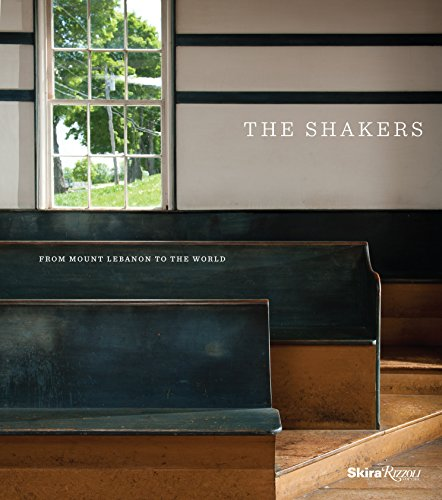 9780847842629: The Shakers: From Mount Lebanon to the World