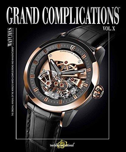 Grand Complications Volume X: Tourbillon International