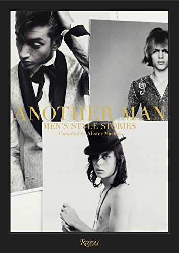 9780847843275: Another Man: Men's Style Stories