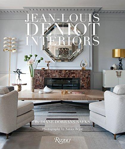 9780847843329: Jean-Louis Denoit: Interiors