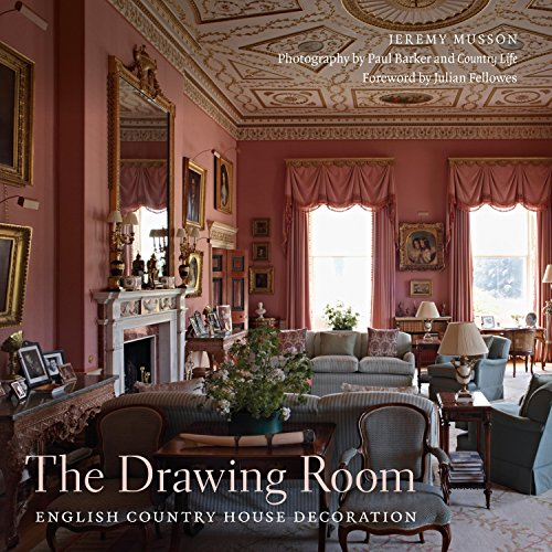 9780847843336: The Drawing Room: English Country House Decoration