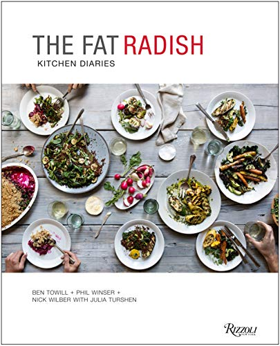 9780847843343: The Fat Radish Kitchen Diaries
