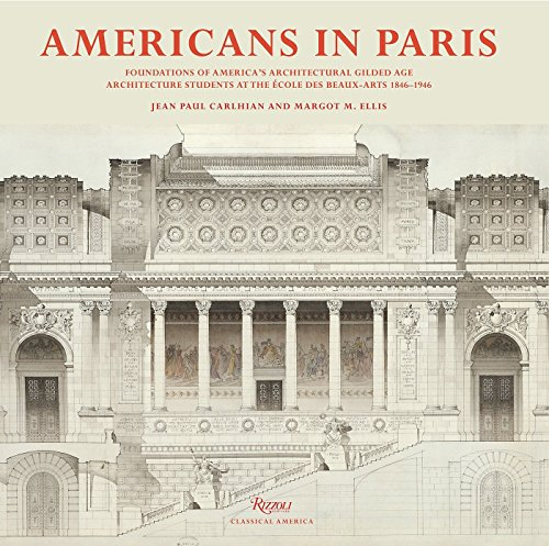 9780847843404: Americans in Paris: Foundations of America's Architectural Gilded Age