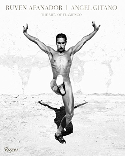 9780847843435: Angel Gitano: the Men of Flamenco