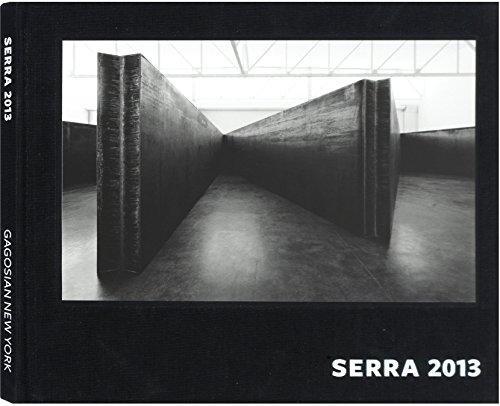 9780847843718: Richard Serra 2013