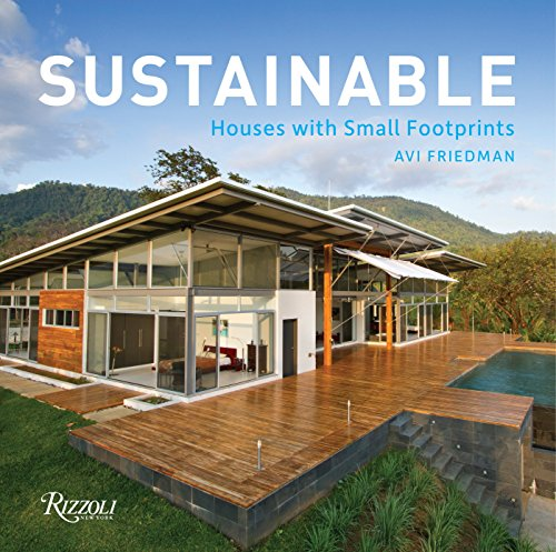 9780847843725: Sustainable: Houses with Small Footprints