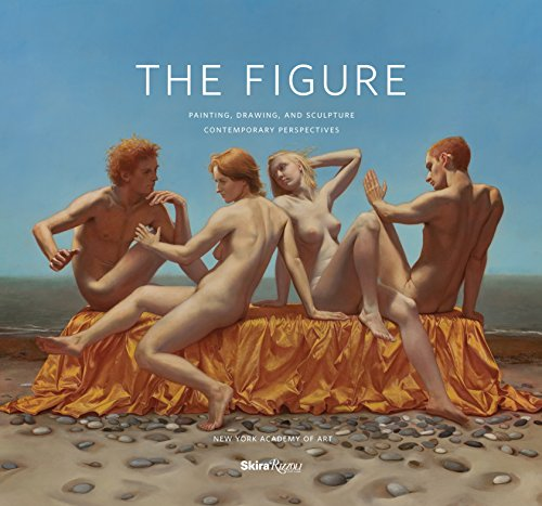 9780847843756: The Figure: Painting, Drawing, and Sculpture: Contemporary Perspectives