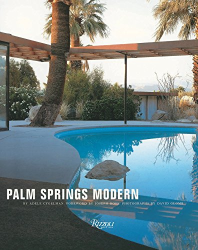 9780847844104: Palm Springs Modern: Houses in the California Desert