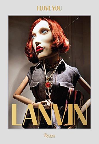 Lanvin  I Love You  Alber Elbaz 8fa00901356