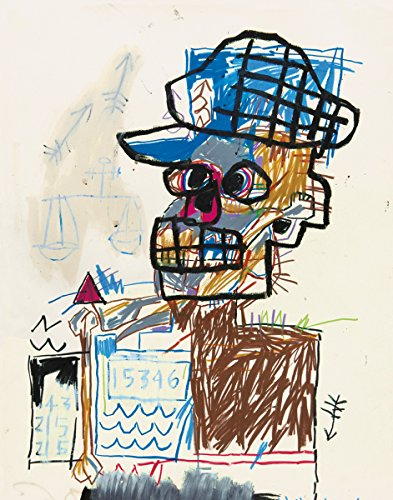 9780847844470: Jean-Michel Basquiat Drawing: Work from the Schorr Family Collection