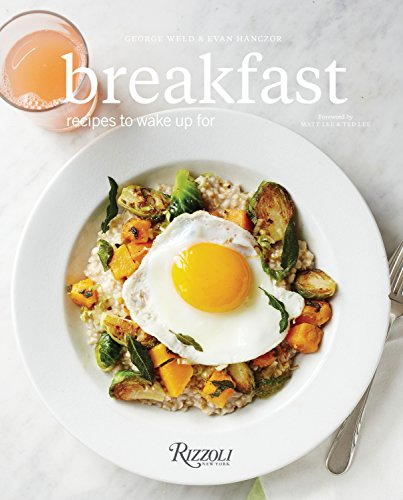 9780847844838: Breakfast: Recipes to Wake Up For