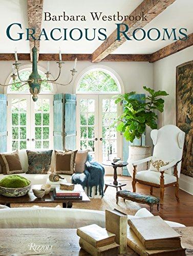 9780847845057: Barbara Westbrook: Gracious Rooms